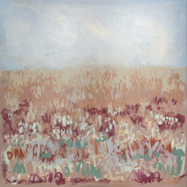 Abstract Fine Art work from Norfolk artist Claire Oxley